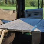 Vlakke laadvloer - detail