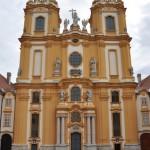 Kerk abdij Melk
