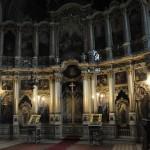 Interieur kerk Novi Sad