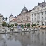 Plein van de Vrijheid in Novi Sad