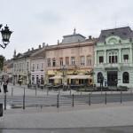 Straatje Novi Sad