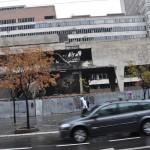 Overheidsgebouw Belgrado
