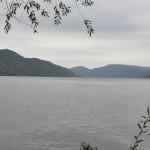 Uitzicht in het nationaal park