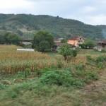 Huisjes in Servie
