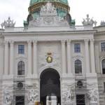 Poort in Wenen