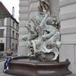 Fontein in Wenen