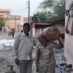 Poseren voor de foto, Jaipur