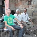 Thee drinken in Jaipur