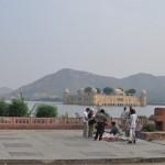 Paleis in het water Jaipur