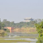Lumbini, maya devi geboorteplaats Buddha
