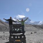 "Mount Everest (Tibetan: Qomolangma ""Holy Mother"")"