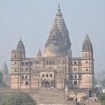 Tempel in Orchha