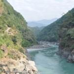 Onderweg van Tansen naar Pokhara
