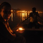 Roeien op de Ganges