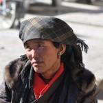 Tibetaanse vrouw