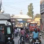 Finally, de grens naar Nepal