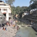 Kathmandu Pashupatinath Burning Ghat