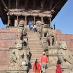 Tempel in Bakthapur