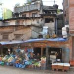Groentes in Bakthapur