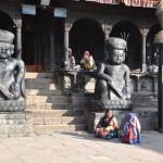 Tempeltje Bakthapur