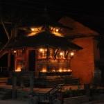 Tempeltje in Bakthapur