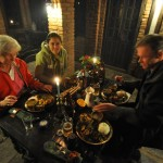Eten in de Old Inn
