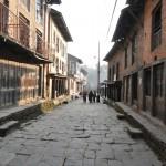 Straatje in Bakthapur