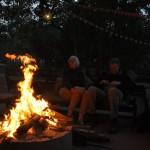 Bij het vuur