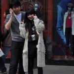 Mensen in China