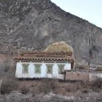 Typisch Tibetaans huisje