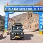 Grens tussen China en Tibet