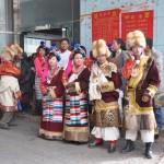 Tibetaanse trouwerij
