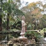 Park bij Golden Tempel