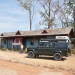 Laos - Cambodja grens