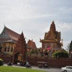 Paleis in Phnom Penh