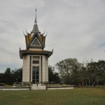 Herdenkingsmonument killing fields