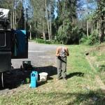 Douchen op de camping :)