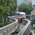 De monorail!