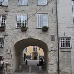 Swedish gate Riga