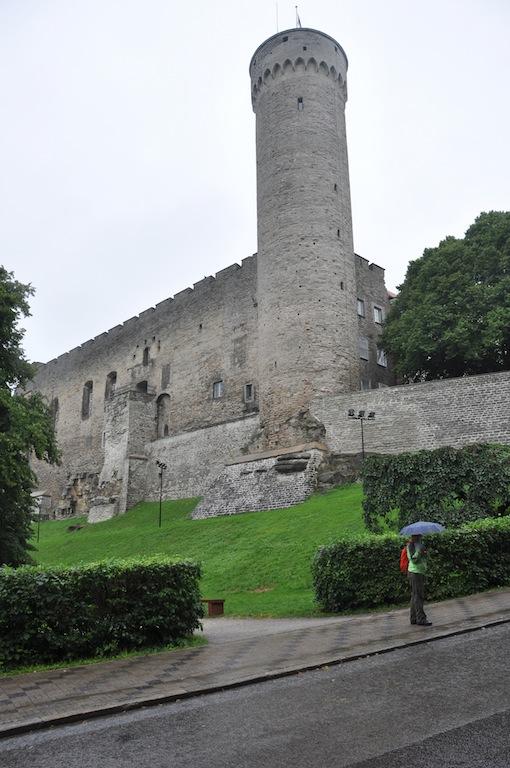 Kasteel in Tallinn