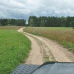 Offroad in Aukštaitija National Park