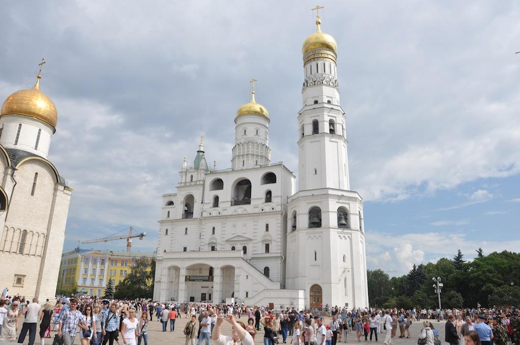 Kerk in het kremlin