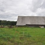 Huisjes in Aukštaitija National Park