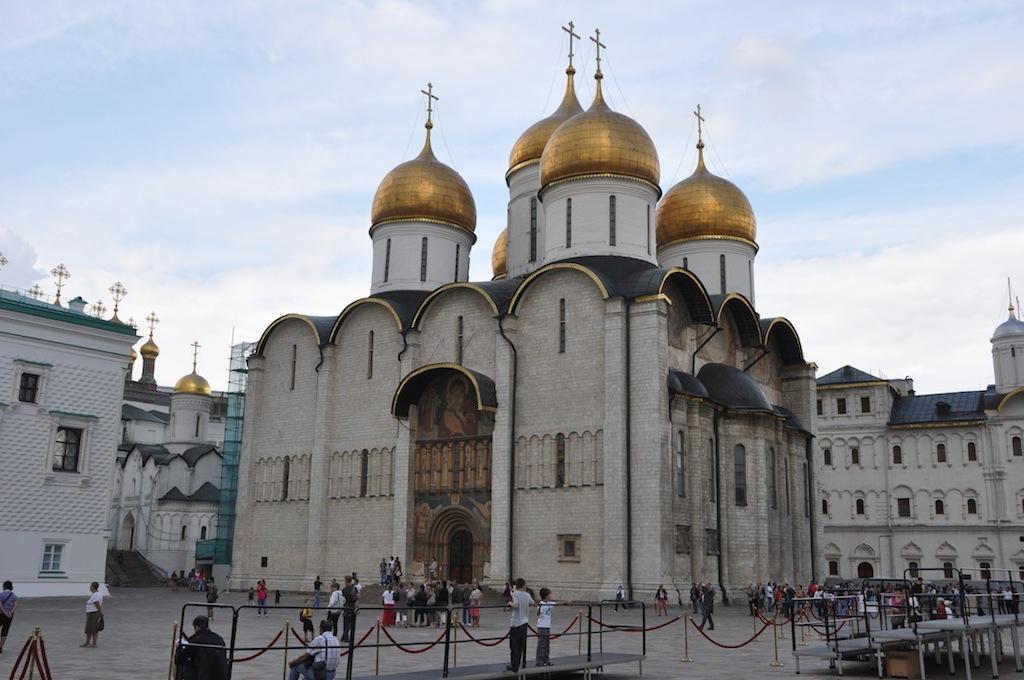 Nog een kerk in het kremlin ...