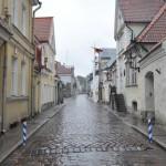 Straatje in Tallinn