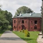 Fort in Brest, Belarus
