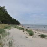 Strand op Hiiumaa