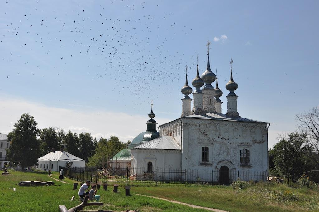 Kerk in Suzdal