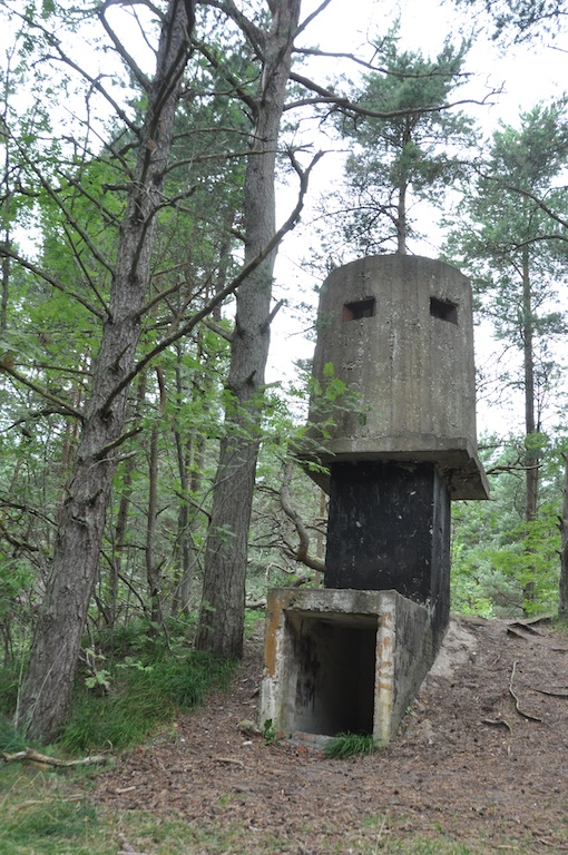 Wachttoren op Hiiumaa
