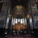 Binnenin de kerk